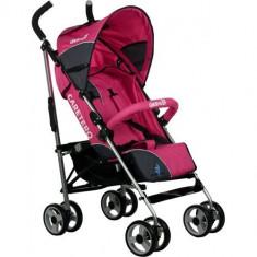 Carucior Sport Gringo pink - Carucior copii 2 in 1 Caretero