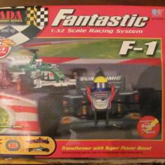 Masinuta de jucarie - PVM - Joc JIADA electric Formula 1 lipsa o masina scara 1:32 varsta peste 8 ani
