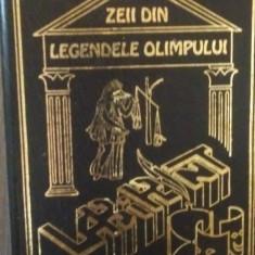 Carte mitologie - ZEII DIN LEGENDELE OLIMPULUI - LIANA GOMBOSIU, GABRIELA DOBRISAN