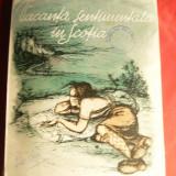 Olga Caba - Vacanta Sentimentala in Scotia -Prima Ed. 1944 desen Coriolan Muntea