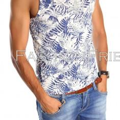 Maieu tip ZARA - maieu barbati - maieu slim fit - maieu fashion - cod 4653 - Maiou barbati, Marime: L, XL, Culoare: Din imagine
