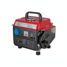 Generator curent, Generatoare uz general - 129930-Generator de curent electric 0.65 KW, pe benzina, motor in 2 timpi