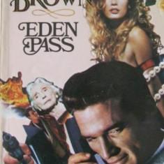 Sandra Brown - EDEN PASS, Roman de dragoste - Roman dragoste