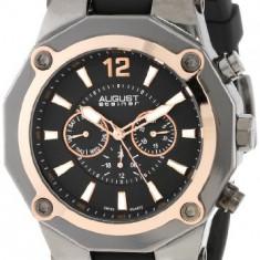 August Steiner Men's AS8080RG Swiss | 100% original, import SUA, 10 zile lucratoare a12107 - Ceas barbatesc August Steiner, Quartz