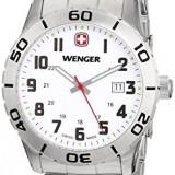 Wenger Men's 741 102 Stainless | 100% original, import SUA, 10 zile lucratoare a12107