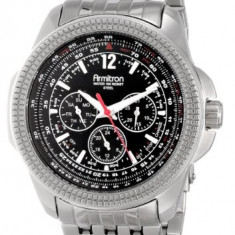 Armitron Men's 20 4955BKSV Multi-Function   100% original, import SUA, 10 zile lucratoare a12107 - Ceas barbatesc Armitron, Quartz