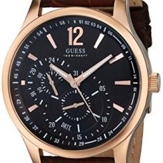 GUESS Men's U10627G1 Classic Brown   100% original, import SUA, 10 zile lucratoare a12107 - Ceas barbatesc Guess, Quartz