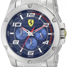Ferrari Men's 830036 Analog Display   100% original, import SUA, 10 zile lucratoare a32207 - Ceas barbatesc Ferrari, Quartz
