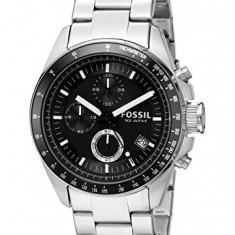 Fossil Men's CH2600 Decker Black | 100% original, import SUA, 10 zile lucratoare a22207 - Ceas barbatesc