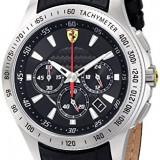 Ferrari Men's 0830039 Scuderia Analog | 100% original, import SUA, 10 zile lucratoare a32207 - Ceas barbatesc