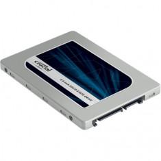 Crucial SSD MX200 250GB SATA3, 555/500MBs, IOPS 100/87K, 7mm - HDD SSD