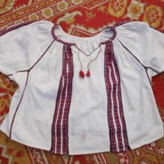 IE PENTRU COPII - Costum populare, 34, Alb