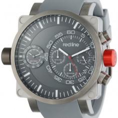 Red line Men's RL-50048-SS-GY-014-GY Dual | 100% original, import SUA, 10 zile lucratoare a12107 - Ceas barbatesc Red Line, Quartz