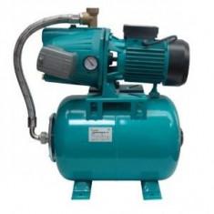 Pompa gradina - Hidrofor cu pompa de fonta JET 100L 24 litri