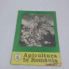 Revista/Ziar - REVISTA APICULTURA ÎN ROMÂNIA NR. 5 - MAI 1982
