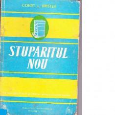 STUPARITUL NOU - CONSTANTIN HRISTEA - Apicultura