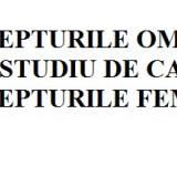 DREPTURILE OMULUI. STUDIU DE CAZ DREPTURILE FEMEII - Certificare