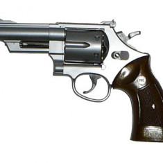Revolver airsoft UHC M-29 4'' Stainless arma airsoft pusca pistol aer comprimat sniper shotgun