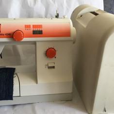 Masina de cusut electrica PFAFF Hobby model 4240 diverse operatii
