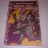 L.Neamtu - Jurnalul oficial al misiunii Scorbowsky - Carte de aventura