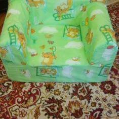 Vand fotoliu copii - Masuta/scaun copii