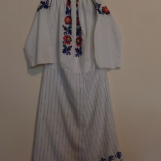 Costum popular - CAMASA POPULARA PENTRU FEMEI, ZONA MEHEDINTI