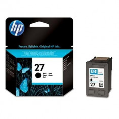 Consumabil HP Cartus cerneala Ink Cart 27 Black - Cartus imprimanta