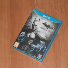 Joc Nintendo Wii U - Batman Arkham City Armored Edition, nou, sigilat - Jocuri WII U, Actiune