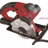 Masina de taiat - 052109-Fierastrau circular de mana 710 W 110 mm lemn metal