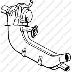 Toba finala auto - Toba esapamet intermediara VW CAROCHA PRODUCATOR BOSAL 233 002