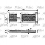 incalzitor independent autovehicul RENAULT MEGANE III cupe DZ0 1 PRODUCATOR VALEO 812235