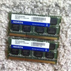 Memorie RAM laptop - Placute Ram Rami Laptop ADATA DDR3 2Gb - 1333Mhz PC3- 10600S