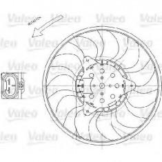Ventilatoare auto - Ventilator radiator OPEL SIGNUM PRODUCATOR VALEO 696029