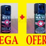 Set 2 spray- uri cu piper pentru autoapararea dumneavoastra