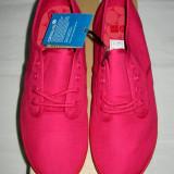 Gravis Slymz Skate Shoes Chinese Red - Tenisi dama Gravis, Marime: 39, Culoare: Rosu, Textil