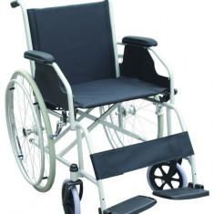 Fotoliu rulant dizabilitati din aluminiu - Scaun cu rotile