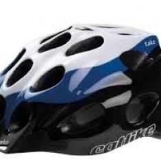 Echipament Ciclism - Casca Catlike Tako R010, M, 54-57cm, Alb/albastru/negru - 0152010MDCV