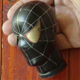 Marioneta pentru teatru de papusi - cap de papusa din cauciuc - Spiderman !!