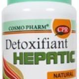 Remediu din plante - Detoxifiant Hepatic 40 cps Cosmo Pharm