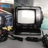 Mini televizor portabil - PRESIDENT MDX-KTV-501 - ecran 5,5 inch AM/FM RADIO