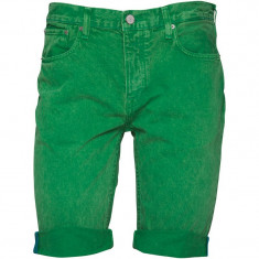 Blugi barbati Adidas, Scurti, Skinny, Normal - Blugi scurti pantaloni bermude adidas Originals Fairway ORIGINALI masura 28