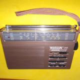 RADIO WATSON 260 ,UN RADIO FOARTE RAR !! Are 6 Game MW,FM si 4 SW ,FUNCTIONEAZA
