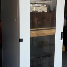 Cabinet server TRITON (rack) 42U 800x1000, ventilatoare - Cabinet metalic