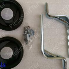 Piese Biciclete - Set 2 Roti ajutatoare reglabile - Bicicleta Copii