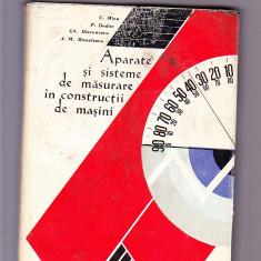 Carti Constructii - APARATE SI SISTEME DE MASURARE IN CONSTRUCTII DE MASINI -C. MINCU -P. DOBRE -GH. DIACONESCU -A. M. MANOLESCU