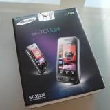 Telefon mobil Samsung Star S5230, Negru, Neblocat - Samsung S5230 Star