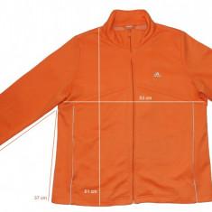 Bluza jacheta sport ADIDAS (dama L spre XL) cod-168764 - Trening dama Adidas, Marime: L/XL, Culoare: Alta