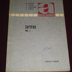 Carte IT - CC29 - FORTRAN - DOUA VOLUME - EDITATA IN 1971