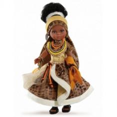 Papusa paola reina Nora Africana