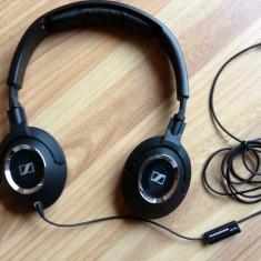 Casti Sennheiser HD 219 S On-Ear Headphones-volum pe fir - Casti PC Sennheiser, Casti fara microfon, Analog